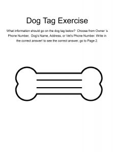 dog-tag-exercise